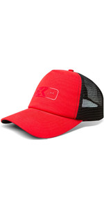 2020 Zhik Trucker Cap Flame Red HAT0305