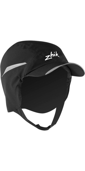 2018 Zhik Winter 3-Layer Cap Black HAT501