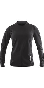 2020 Zhik Womens Avlare LT Long Sleeve Top Black ATE0095W