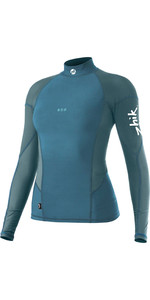 2020 Zhik Womens Eco Spandex Top Sea Green DTP0062