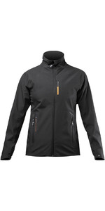 2021 Zhik Womens INS100 Inshore Sailing Jacket JKT0110W - Black