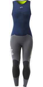 Zhik Womens Superwarm V Skiff Long John Wetsuit