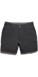 Zhik Womens Technical Deck Shorts BLACK SHORT355