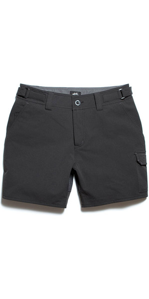 2018 Zhik Womens Technical Deck Shorts BLACK SHORT355