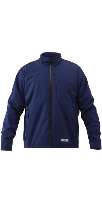 Zhik Z-Cru Fleece Jacket Navy JKT0085