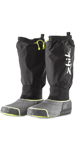 2018 Zhik ZK SeaBoot 800 Sealed Sailing Boots Black 800BK