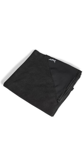 2021 Zhik Quick Dry Towel TWL-0010 - Black