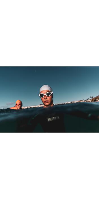 2021 Zone3 Venator-X Triathlon Goggles SA21GOGVE - White