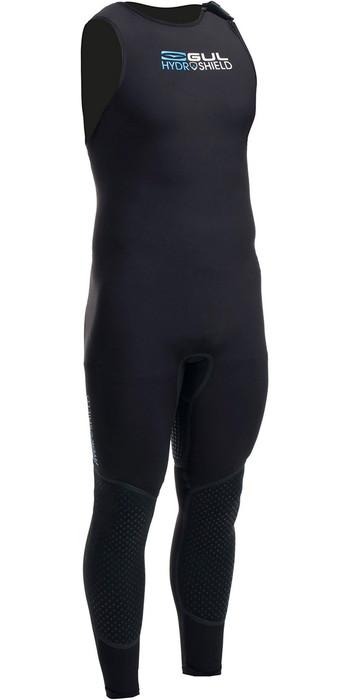 2019 GUL Hydroshield Pro Waterproof Thermal FL Long John Black AC0107-A8