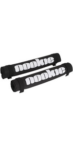 2020 Nookie Roof Rack Bar Pads 45cm Black AC050