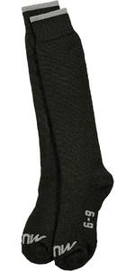 Musto Evolution Thermal Long Socks BLACK AE0310