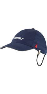 2018 Musto Fast Dry Crew Cap True Navy AL1390