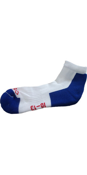 Musto Coolmax Trainer Socks AL1440 White