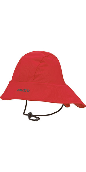 2018 Musto SouWester Hat RED AS0271