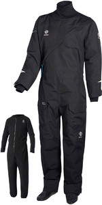 2019 Crewsaver Atacama Pro Drysuit INCLUDING UNDERSUIT BLACK 6556