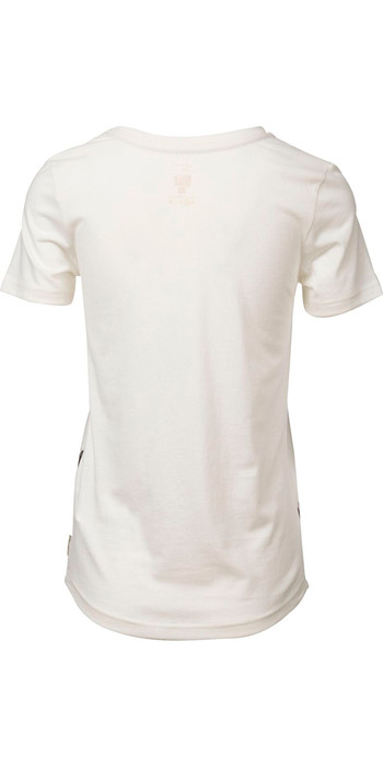 Billabong Ladies Second Nature T-Shirt in Cool Whip W1SS02