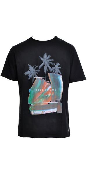 Billabong Smeared T-Shirt BLACK T1SS06