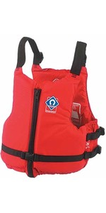 Crewsaver JUNIOR Centre Zip Buoyancy Aid in RED 2359