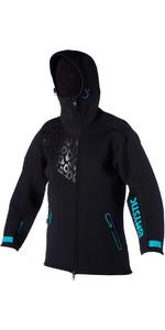 Mystic Womens Coast Rigging Jacket Black 150675