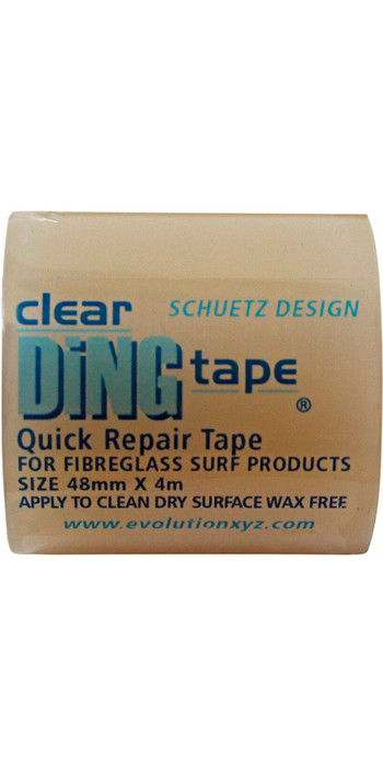 Clear Surf Ding Tape 48mm x 4m