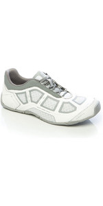 2019 Dubarry Easkey Aquasport Shoes / Trainers White 3729