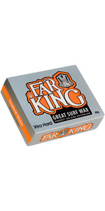 Far King Surf Wax - Single - Tropical / X-Hard