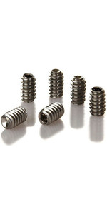 2019 Northcore FCS Compatible Fin Screws x 6 NH02