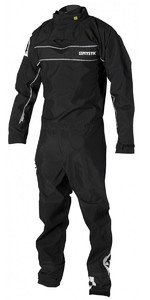 2019 Mystic Force Back Zip Drysuit BLACK 140000