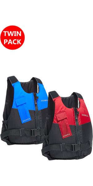 2018 GUL Gamma 50N Buoyancy Aid GREY / RED & BLUE GM0380-A9 Bundle Offer