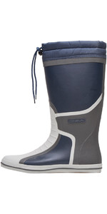 2020 Gul Full Length Deck Boot Navy / Charcoal GM0164