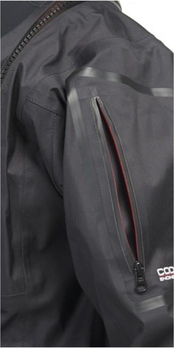 2014 Gul Code Zero Stretch U-Zip Drysuit with Pee zip + FREE UNDERSUIT GM0368