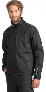 2021 Helly Hansen Crew Midlayer Jacket Black 30253
