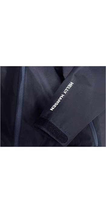 2020 Helly Hansen Crew Midlayer Jacket Navy 30253