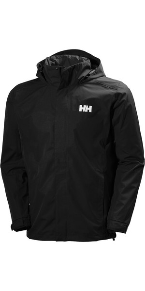 2018 Helly Hansen Dubliner Jacket Black 62643