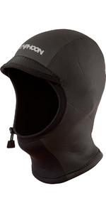 2020 Typhoon Kona 3mm GBS Neoprene Hood Black 225310