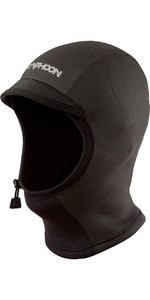 2019 Typhoon Kona 3mm GBS Neoprene Hood Black 225310