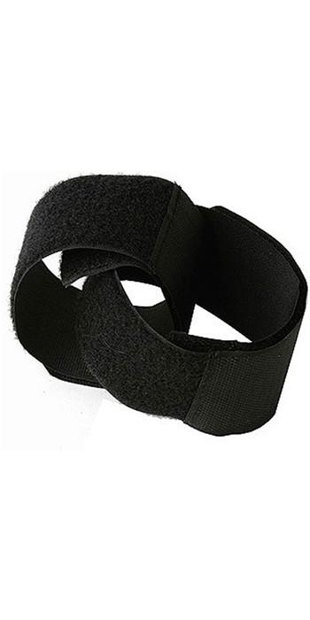 Mystic Velcro Legstrap Set Black 061820