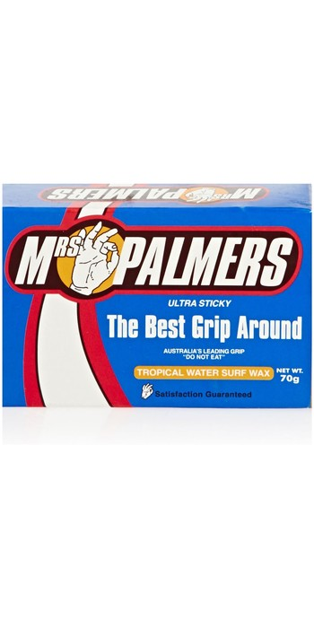 Mrs Palmers Tropical Water Surf Wax