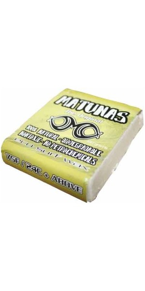 Matunas Eco-Wax Tropical Water Wax PACK OF 5 MT5