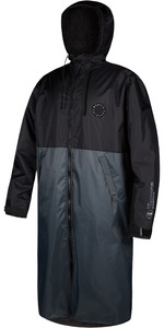 2021 Mystic Deluxe Explore Poncho / Change Robe 210093 - Black