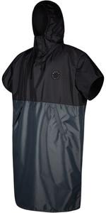 2021 Mystic Deluxe Poncho / Change Robe 210094 - Black