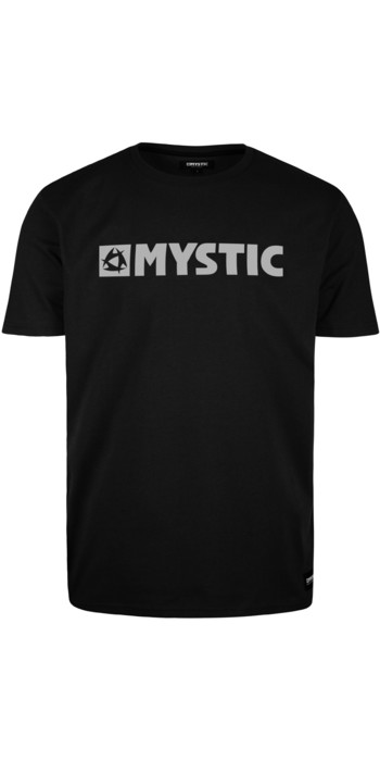 2021 Mystic Mens Brand Tee 190015 - Black