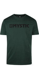 2021 Mystic Mens Brand Tee 190015 - Cypress Green