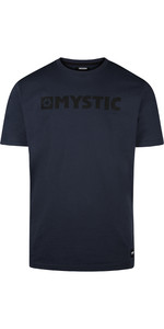 2021 Mystic Mens Brand Tee 190015 - Night Blue
