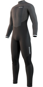 2021 Mystic Mens Majestic 5/3mm Back Zip Wetsuit 210059 - Black
