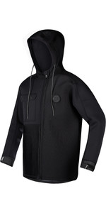 2021 Mystic Ocean Neoprene Jacket 210091 - Black