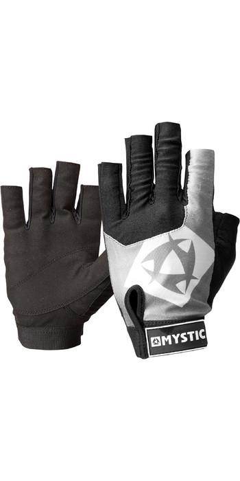 2021 Mystic Rash Short Finger Glove 140285 - Black