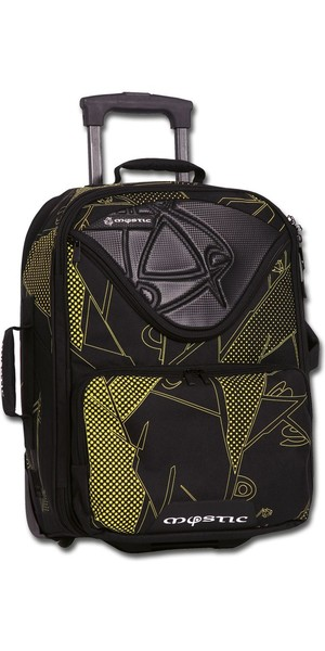 Mystic Flight Bag 33L Yellow / Black