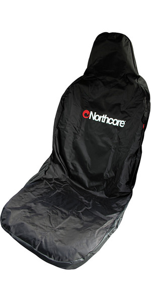 2019 Northcore Waterproof Car Seat Cover BLACK NOCO05A