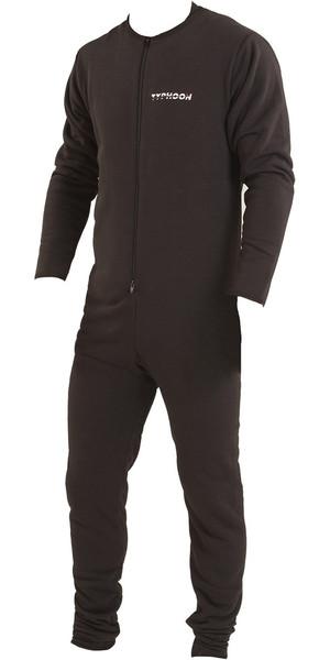 Typhoon JUNIOR Drysuit Underfleece Black 200101